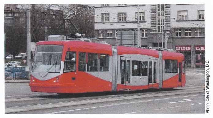 Washington streetcar